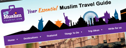 The Muslim Tourist - Your Essential Muslim Travel Guide.